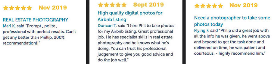 Reviews Philip Rowley Photographer